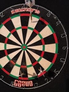 Dart-Trainingsspiel Round the World